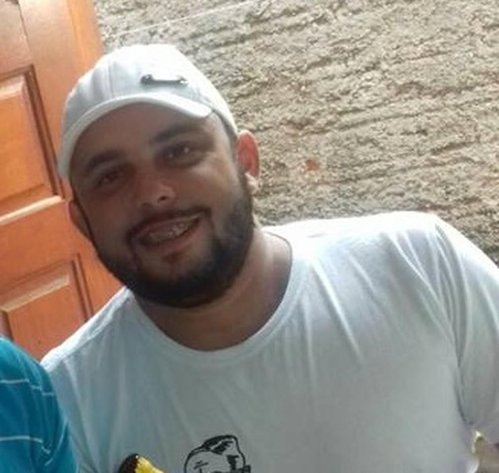 Willians Maciel Dias será julgado em júri popular.  — Foto: Arquivo pessoal