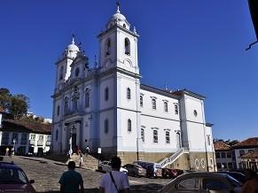 Catedral Metropolitana de Santo Antônio da Sé - Diamantina (MG) (Foto: Divulgação / Lucas Conrado)