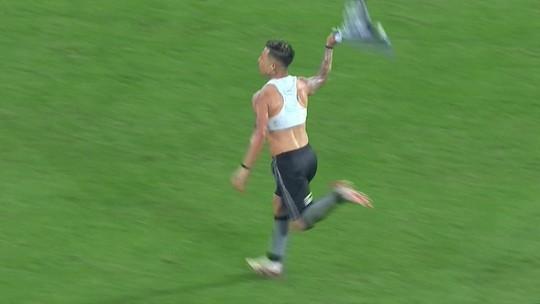 Valencia se destaca, Botafogo vence com méritos e renova sua confiança