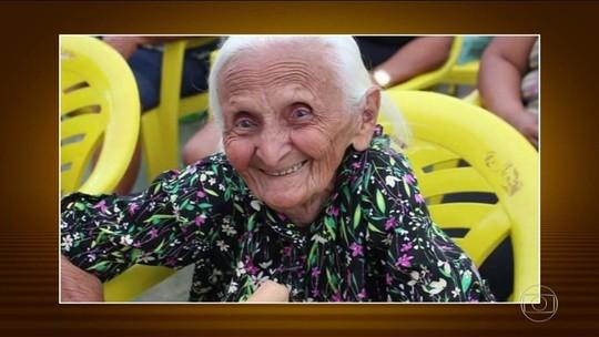Idosa de 106 anos pode ter sido morta por causa de R$ 30, diz polícia