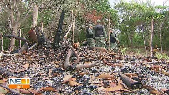 Itamaracá tem operação contra venda ilegal de terrenos em área de preservação