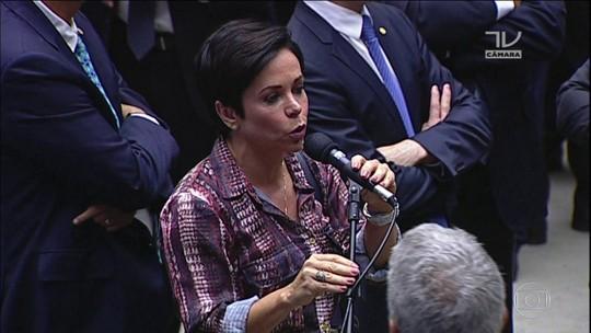 PTB desiste de Cristiane Brasil em ministério e indicará novo nome