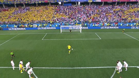 Suécia x Coreia do Sul - Copa do Mundo 2018 - globoesporte.com
