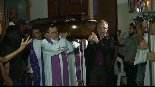 Corpo de Dom José Maria Pires é sepultado na Catedral em João Pessoa