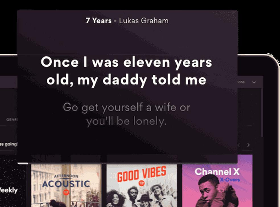 Como ver letras de músicas no Spotify pelo computador