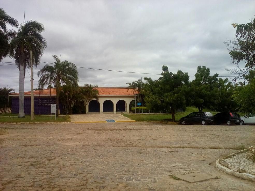 IF Sertão-PE, Campus Petrolina Zona Rural — Foto: Digulgação / IF Sertão-PE