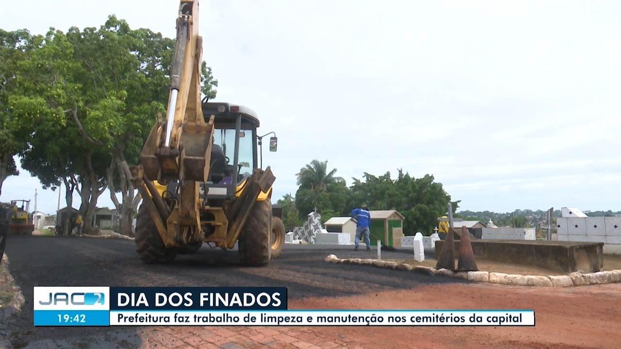 VÍDEOS: Jornal do Acre 2ª edição - AC de terça-feira, 26 de outubro