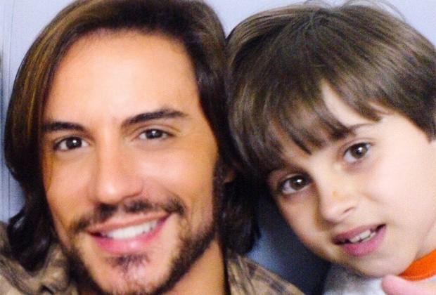Ricardo Tozzi e Rafael Miguel (Foto: Reprodução/Instagram)