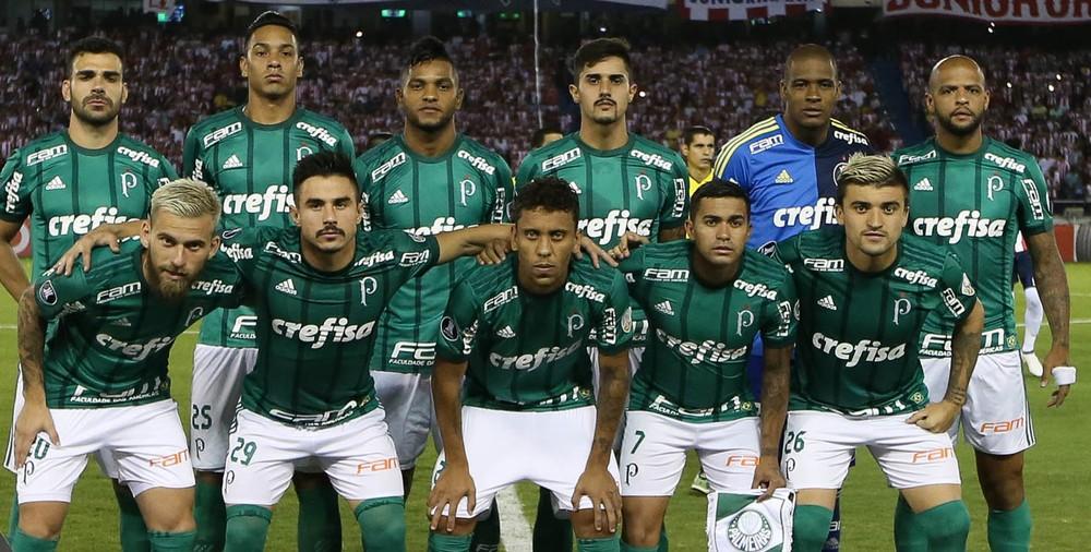 Melhor campanha  Palmeiras fecha primeira fase com liderança em ... 07473015988d7