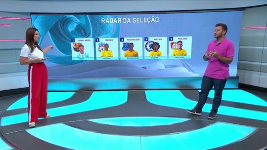 Radar da Seleção: Alô, Alisson! Messi faz dois gols de falta antes de pegar o Brasil