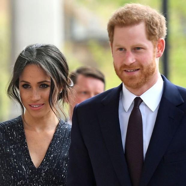 Meghan Markle e Príncipe Harry (Foto: Reprodução/Instagram)