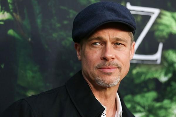 O ator Brad Pitt (Foto: Getty Images)