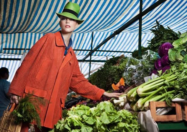 Saiba quais são as saladas preferidas da Luiza Souza, editora de beleza e lifestyle (Foto: Arquivo Vogue)