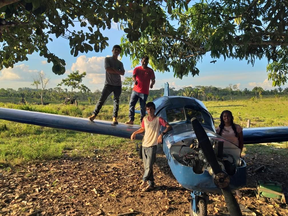 Irmãos gastaram R$ 10 mil com materiais — Foto: Colniza MT Notícia