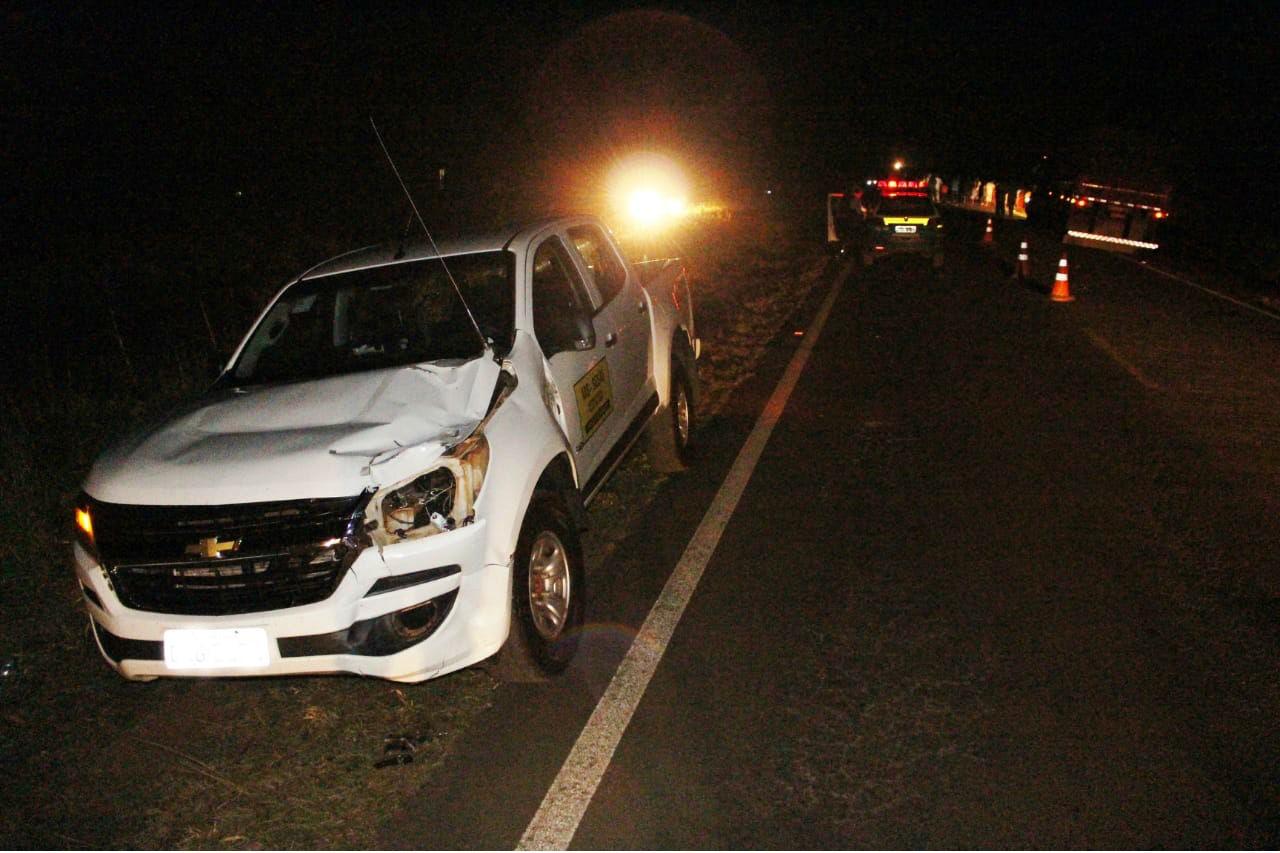 Indígena é morto ao ser atropelado e ter corpo arremessado contra veículos na MS-156