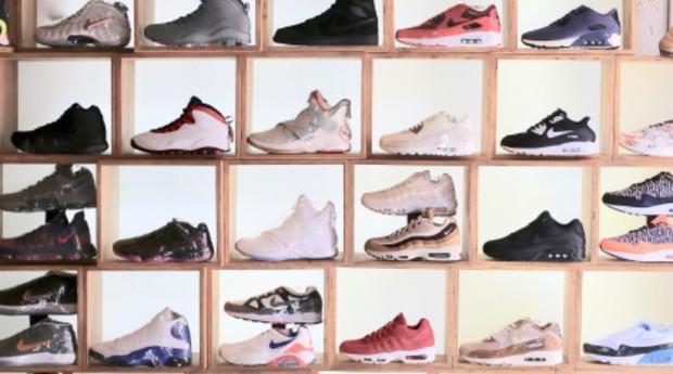 Nova loja da Kings Sneakers, marca brasileira de streetwear (Foto: Divulgação)