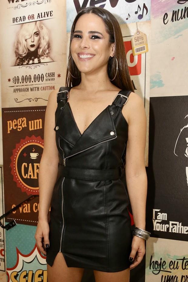 Wanessa (Foto: Manuela Scarpa/Brazil News)