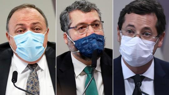 Foto: (Adriano Machado/Reuters e Jefferson Rudy/Agência Senado)