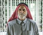 Herson Capri, o sheik Aziz de 'Órfãos da terra' | Paulo Belote/TV Globo
