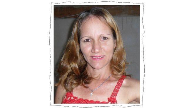Sandra Lucia Hammer Moura (Foto: REPRODUÇÃO/FACEBOOK via BBC News Brasil)
