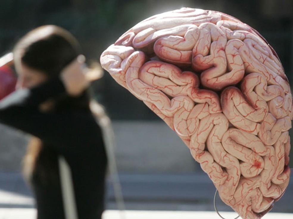 Independente do motivo de sua ocorrência, a transformação mensal do cérebro das mulheres poderia ser uma vantagembb — Foto: Felipe Rau/AE