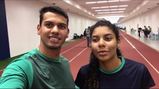 Ketyla Theodoro, paratleta rondoniense, vai disputar o Parapan-americano no Peru