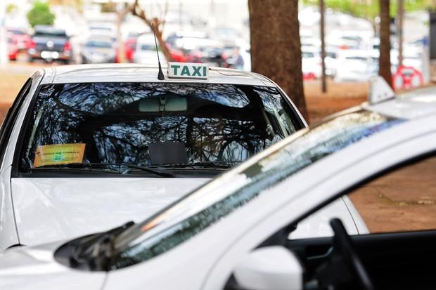 Governo de São Paulo prorroga isenção de imposto para taxista (Foto: Pedro Ventura/Agência Brasília)