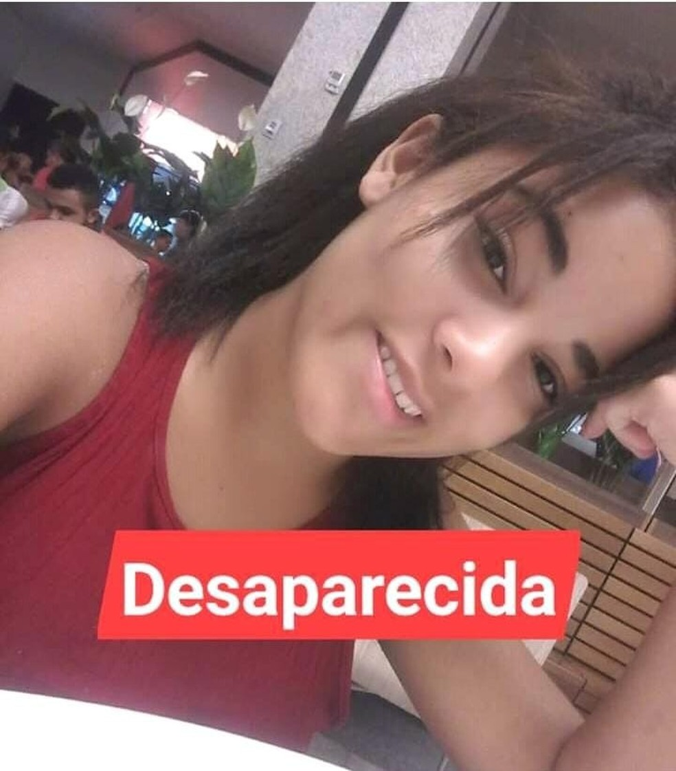 Resultado de imagem para adolescente desaparecida enem teresina