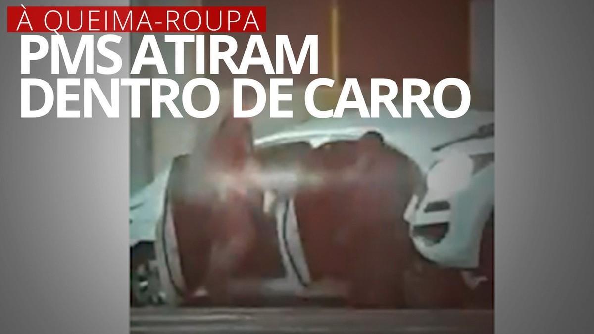 Corregedoria instaura inquérito contra PMs suspeitos de executar homens em carro em SP após vídeo repercutir
