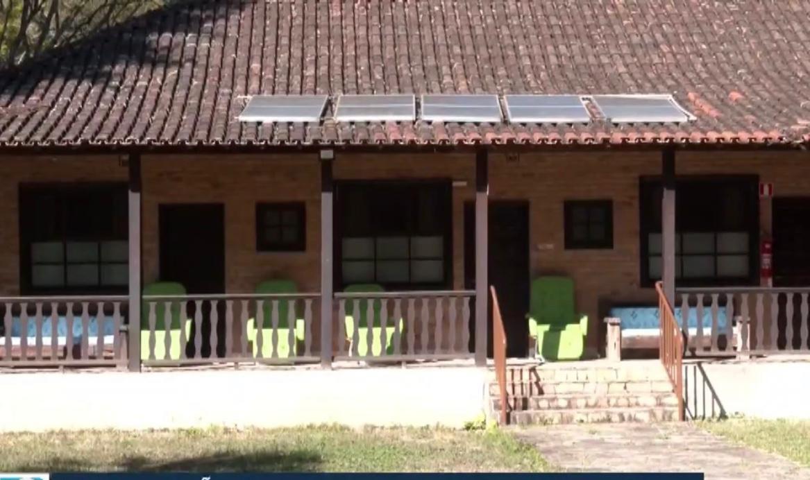 Para prevenção da Covid-19 em Barbacena, unidade de longa permanência de idosos é transferida de hospital para pousada na zona rural
