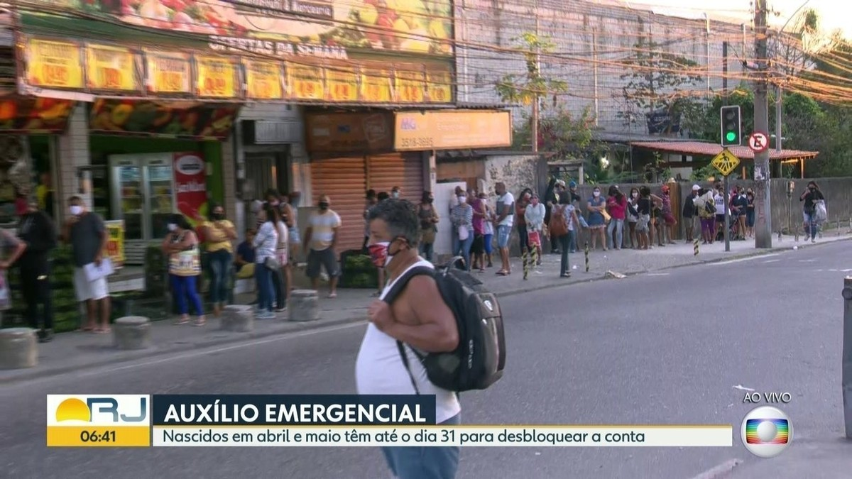 Auxílio Emergencial: Dataprev libera mais 805,3 mil pedidos – G1