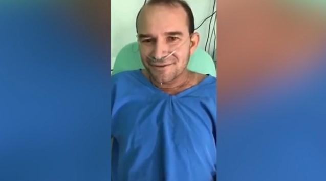 'Não é brincadeira', diz prefeito eleito no RN após 8 dias internado na UTI  com Covid-19