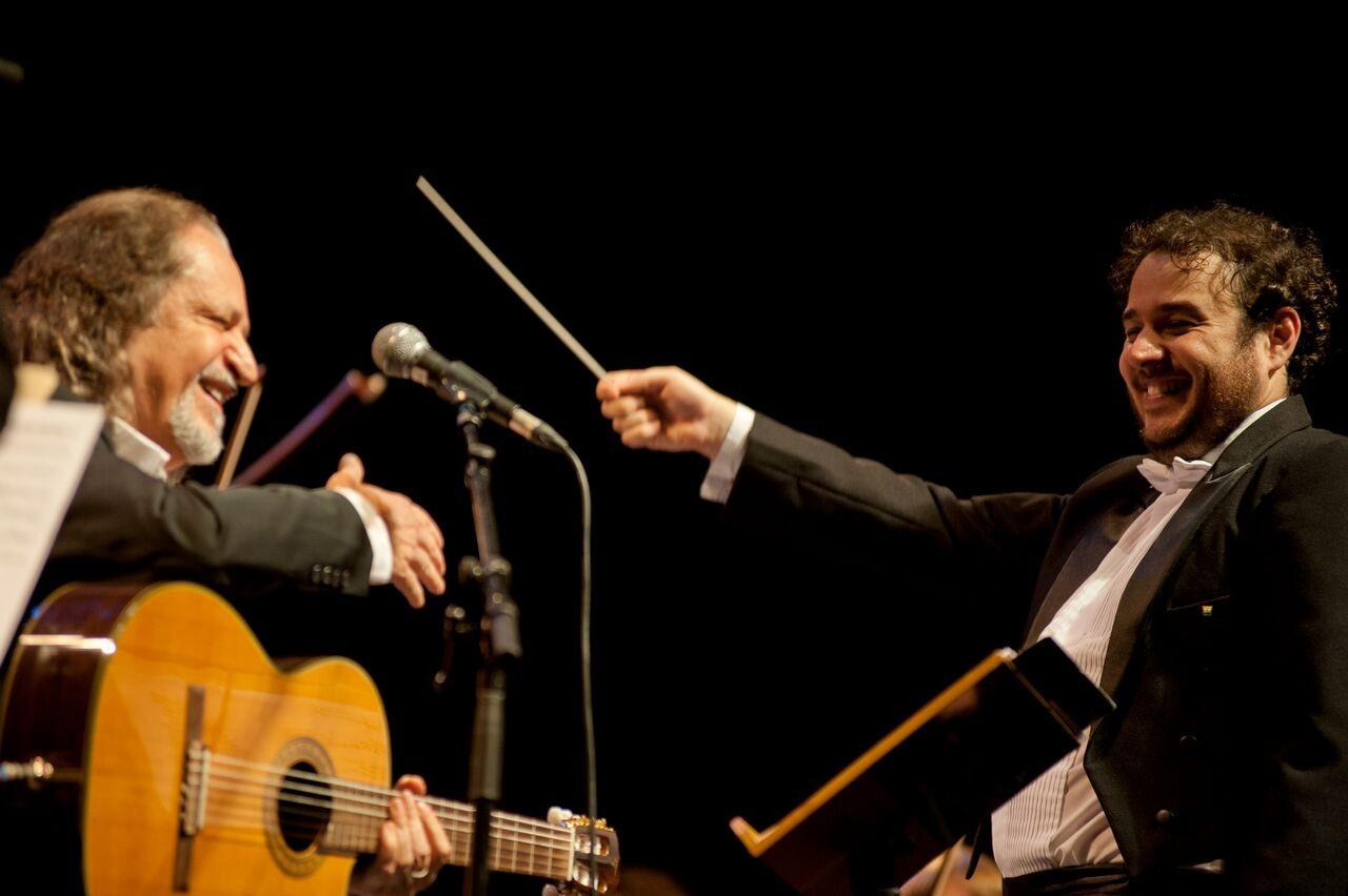 Alceu Valença e a Orquestra Ouro Preto se apresentam em Natal na quinta-feira (27)