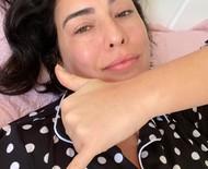 Fernanda Paes Leme faz cirurgia para retirar vesícula