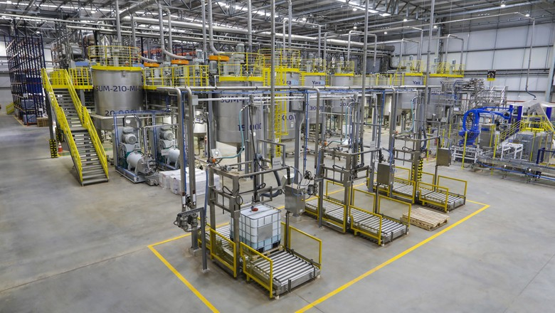 empresas-yara-fabrica (Foto: Divulgação/Yara)