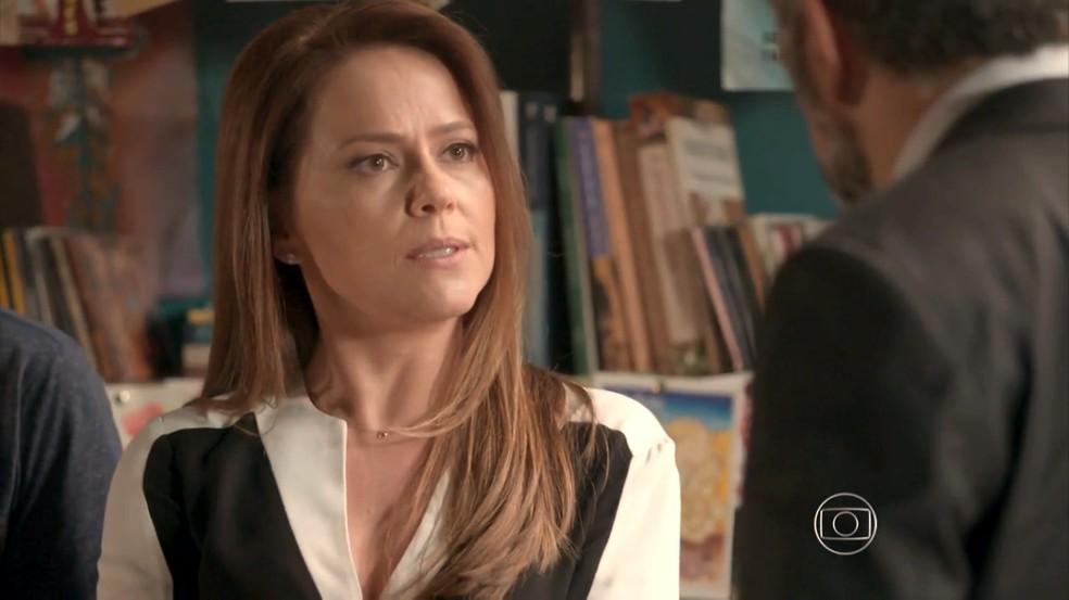 E demite Germano — Foto: TV Globo