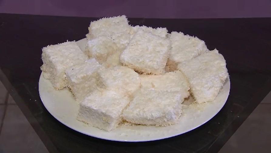 Maria-mole é uma ótima opção de sobremesa para fazer com crianças; veja a receita