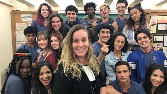 Natalia Grimberg conta como se sente com 'Vidas Brasileiras': 'Uma mãe orgulhosa do filho'