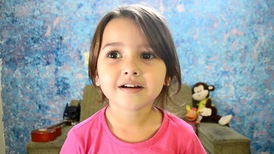 Youtuber de 5 anos dá lição de gênero e afirma ao G1: 'não existe brinquedo de menino e de menina'