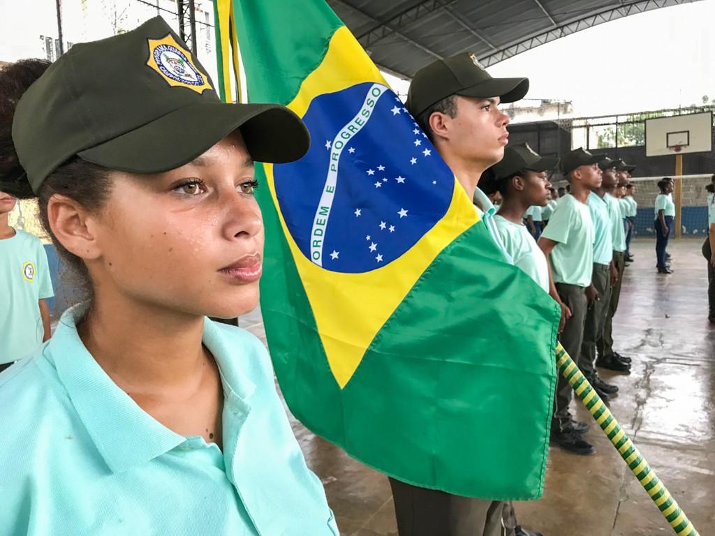 Guarda Mirim de Campos, RJ, vai abrir inscrições para 70 vagas - Notícias - Plantão Diário
