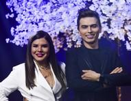 """Mara Maravilha faz live no Dia dos Namorados e fala da vida íntima: """"Sempre dormimos de conchinha"""""""