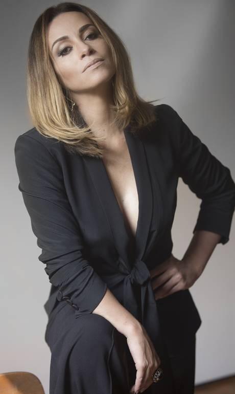 Suzana Pires (Foto: Vicente de Paulo)