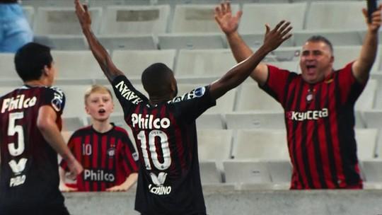 El Paranaense volta a atacar na Sul-Americana: Atlético-PR nas quartas