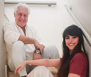 Antonio Fagundes e Alexandra Martins | João Cotta/TV Globo