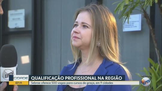Sebrae oferece cursos de capacitação gratuitos para MEIs em 8 cidades na região de Ribeirão Preto