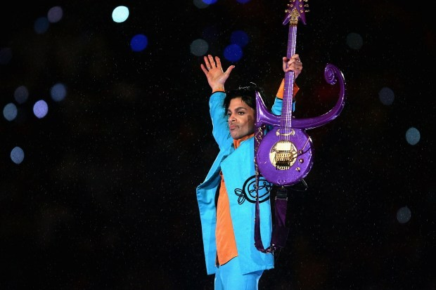 Prince (Foto: Jonathan Daniel/Getty Images)