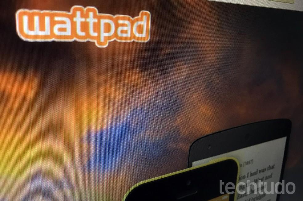 Como excluir conta no Wattpad | E-books e cultura | TechTudo