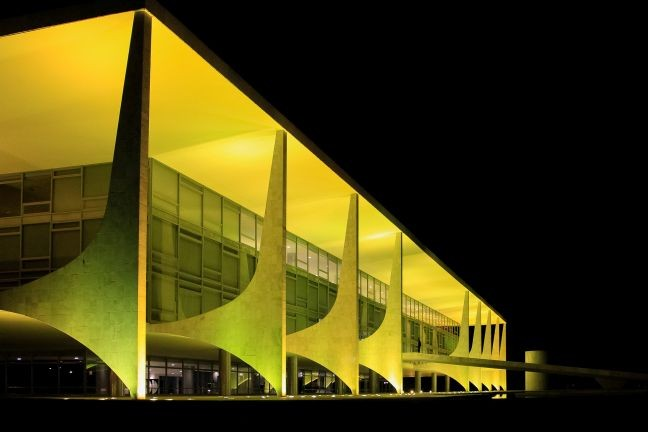 Palácio do Planalto (Foto: Presidência da República)