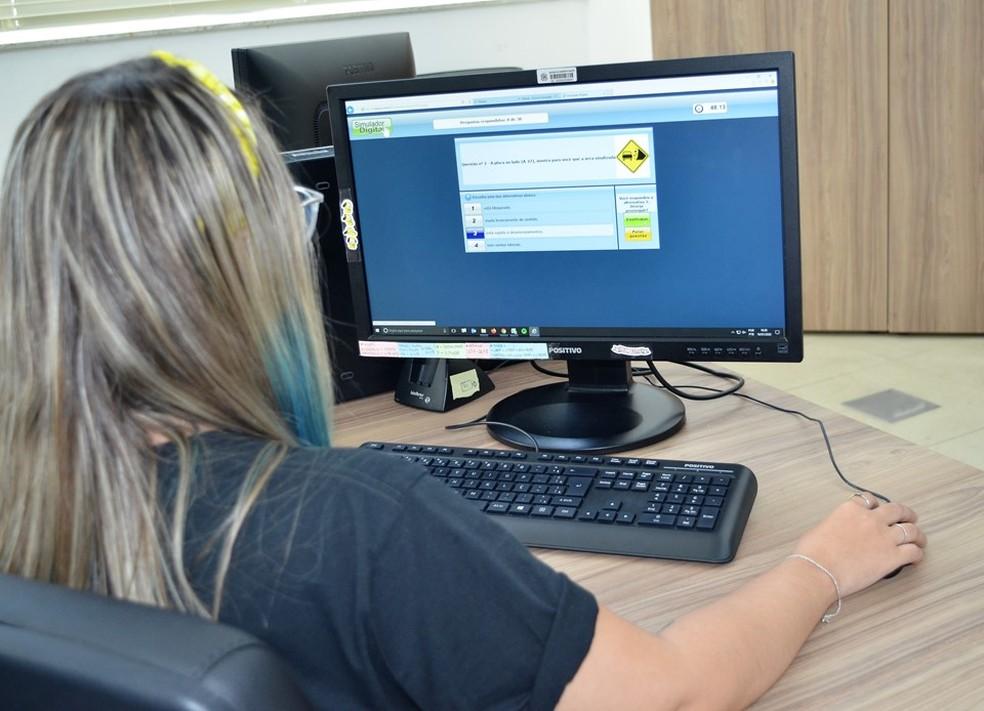 Detran-ES oferece serviços digitais a capixabas — Foto: Divulgação/ Detran-ES