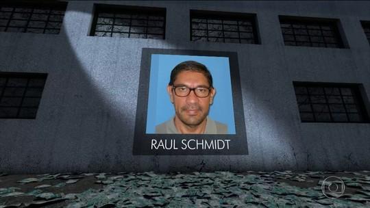 Justiça de Portugal nega extradição de Raul Schmidt